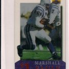 1996 CLEAR ASSETS MARSHALL FAULK $1 PHONE CARD