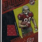 2004 TOPPS PRISTINE MICHAEL CLAYTON BUCCANEERS ROOKIE REVOLUTION JERSEY CARD