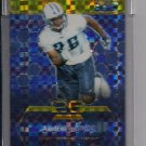 ANDRE WOOLFOLK TITANS 2003 TOPPS FINEST UNCIRCULATED XFRACTOR ROOKIE CARD #'D 091/175!