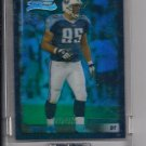 RIEN LONG TITANS 2003 BOWMAN CHROME UNCIRCULATED BLUE REFRACTOR ROOKIE CARD