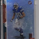 CHARLES ROGERS LIONS 2005 TOPPS PRISTINE UNCIRULATED CARD