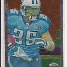 LENDALE WHITE TITANS 2009 TOPPS CHROME CHICLE CARD