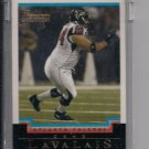 CHAD LAVALAIS FALCONS 2004 BOWMAN UNCIRCULATED ROOKIE CARD #'D 156/165!
