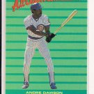 ANDRE DAWSON CUBS 1998 FLEER ALL STAR TEAM CARD