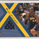 MARC JACKSON WARRIORS 2001-02 TOPPS XPECTATIONS CLASS CHALLENGE SHORTS CARD