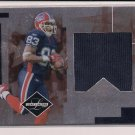 LEE EVANS BILLS 2007 LEAF LIMITED JUMBO PATCH #'D 18/50!