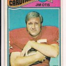 JIM OTIS CARDINALS 1977 TOPPS CARD