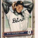AL NEWHOUSER TIGERS 2007 UPPER DECK CLASSICS CARD #'D 056/199!