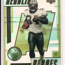 RICKY WILLIAMS 2000 UPPER DECK HEADLINE HEROES CARD