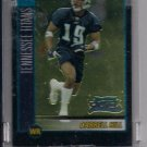 DARRELL HILL TITANS 2002 BOWMAN CHROME UNCIRCULATED ROOKIE CARD
