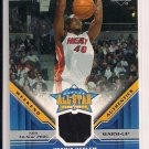 UDONIS HASLEM HEAT 2005-06 UPPER DECK ALL STAR WEEKEND WARM UP CARD