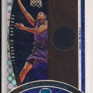 CHARLIE VILLANUEVA RAPTORS 2006-07 BOWMAN ELEVATION RELIC JERSEY CARD #'D 69/79!
