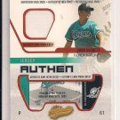 JOSH BECKETT MARLINS 2003 FLEER AUTHENTIX JERSEY