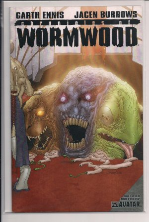 CHRONICLES OF WORMOOD (2007) IMAGES OF HELL WRAP COVER