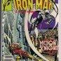 INVINCIBLE IRON MAN #161 (1982) W/ MOON KNIGHT