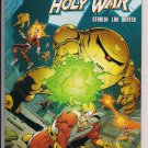 RANN-THANAGAR HOLY WAR #4 (2008)
