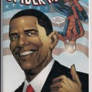 AMAZING SPIDER-MAN #583 (3RD PRINT)-OBAMA