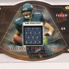 MATT HASSELBECK SEAHAWKS 2004 FLEER ULTRA GRIDIRON PRODUCERS JERSEY CARD