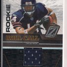 MARK BRADLEY BEARS 2005 ZENITH ROOKIE ROLL CALL JERSEY CARD