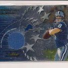 MIKE MACMAHON LIONS 2001 TOPPS FINEST ROOKIE PREMIERE JERSEY CARD