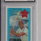 TONY TAYLOR PHILLIES 1971 KELLOGG'S 3-D SUPER STARS CARD GRADED FGS 10!