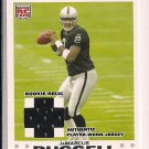 JAMARCUS RUSSEL RAIDERS 2007 TOPPS ROOKIE RELIC JERSEY CARD