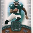 TONY HUNT EAGLES 2007 UPPER DECK SWEET SWATCH ROOKIE JERSEY CARD