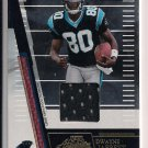 DWAYNE JARRETT PANTHERS 2007 PLAYOFF ABSOLUTE MEMORABILIA ROOKIE JERSEY CARD