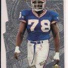 BRUCE SMITH BILLS 1997 UPPER DECK TEAM MATES INSERT CARD