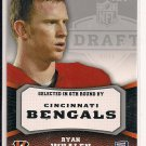 RYAN WHALEN BENGALS 2011 TOPPS RISING ROOKIE CARD