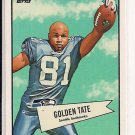 GOLDEN TATE SEAHAWKS 2010 TOPPS 1952 BOWMAN CARD