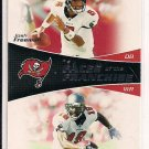 JOSH FREEMAN - MIKE WILLIAMS BUCCANEERS TOPPS FACES OF THE FRANCHISE INSERT CARD