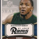 ROBERT QUINN RAMS 2001 TOPPS RR ROOKIE CARD