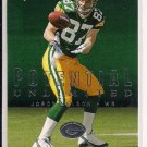JORDY NELSON PACKERS 2008 UPPER DECK POTENTIAL UNLIMITED INSERT