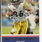 HINES WARD 2011 TOPPS SUPER BOWL LEGENDS INSERT CARD