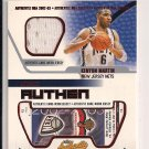 KENYON MARTIN 2002/03 FLEER AUTHENTIX JERSEY CARD