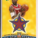 CUTINO MOBLEY MAGIC 2004 UPPER DECK ALL STAR WEEKEND JERSEY CARD