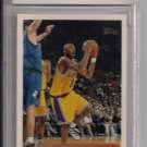 "KOBE ""BLACK MAMBA"" BRYANT LAKERS 1996-97 TOPPS ROOKIE CARD GRADED BCCG 9!"