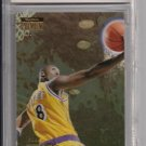 "KOBE ""BLACK MAMBA"" BRYANT LAKERS 1996-97 SKYBOX PREMIUM ROOKIE CARD GRADED BCCG 9!"
