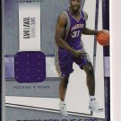 GANI LAWAL SUNS 2010 PANINI DRESS FOR SUCCESS JERSEY CARD