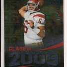 MARK SANCHEZ JETS 2009 ICONS CLASS OF 2009 INSERT