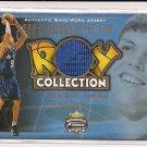MIKE MILLER 2000-01 FLEER FOCUS ROY JERSEY CARD