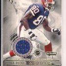 ERIC MOULDS BILLS 2001 TITANIUM JERSEY
