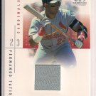 FERNANDO TATIS CARDINALS 2001 SP GAME USED JERSEY CARD
