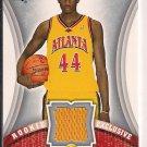 SOLOMON JONES HAWKS 2006-07 SP ROOKIE EXCLUSIVE JERSEY CARD
