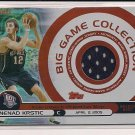 NENAD KRSTIC NETS 2005 TOPPS BIG GAME JERSEY CARD #'D 92/99!
