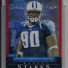 RANDY STARKS TITANS 2004 BOWMAN CHROME UNCIRCULATED ROOKIE REFRACTOR #'D  002/210!