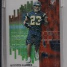 QUENTIN JAMMER CHARGERS 2002 PRISTINE UNCIRCULATED ROOKIE REFRACTOR