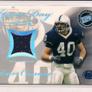 DAN CONNOR PANTHERS 2008 PRESSPASS JERSEY CARD #'D 58/99!
