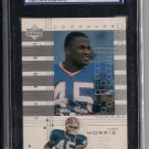 SAMMY MORRIS BILLS ROOKIE 2000 UD GRADED 8.5